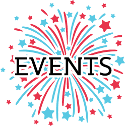 Events, Events and More Events