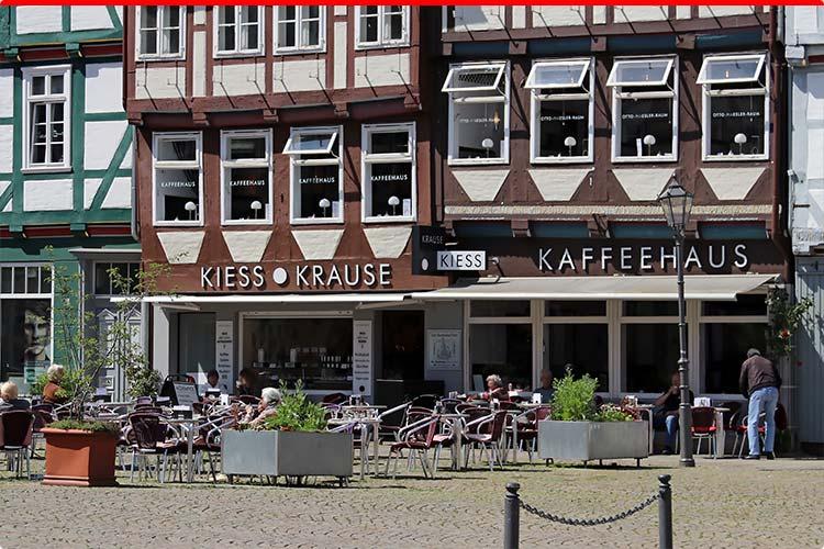 Info  Kontakt  Kiess  Krause  Celle