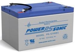 Powersonic PS-12100-F2 12V 10AH F2 Battery