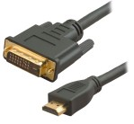HDMI to DVI-D Cables, Male to Male