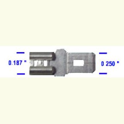 Powersonic 035021 F1 to F2 Terminal Adapter