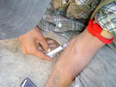 كازا.. وفاة بسبب المخدرات