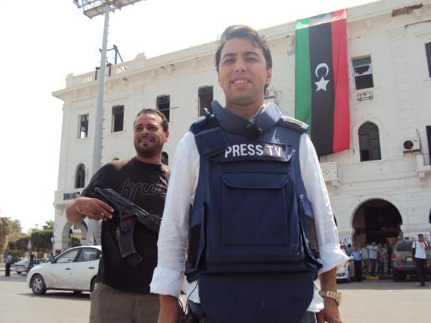 تونس.. البقالي يجرب عصا ما بعد الثورة (فيديو)