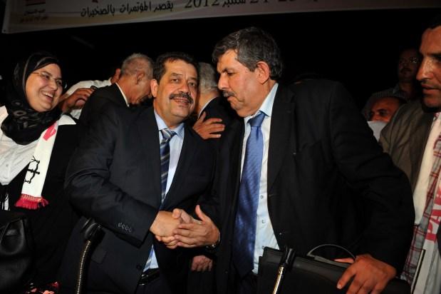 عاجل.. أزمة حزب الاستقلال على أبواب المحكمة