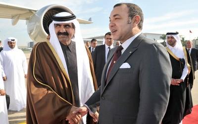 عاجل.. مبعوث خاص من أمير قطر إلى الملك محمد السادس