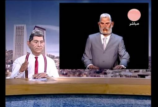 سخرية.. بنكيران يقيل إيريك غيريتس!! (فيديو)