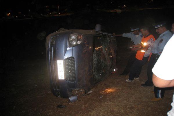 مكناس.. سائق مخمور يتسبب في وفاة سيدة