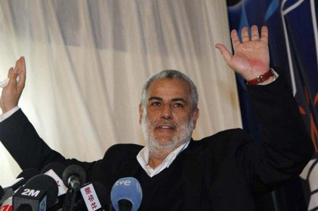 """رغم تأكيد الحكومة أنه مفبرك.. لاماب تحتفظ بقصاصة """"حوار"""" بنكيران مع """"الأهرام"""""""