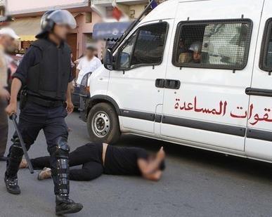 قصة اقتحام أرض الدولة في طنجة.. احتجاز رجل أمن يدفع السلطات إلى التدخل العنيف