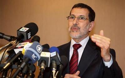 سعد الدين العثماني: نتضامن مع عبد الصمد الإدريسي الذي تعرض لاعتداء أمام البرلمان