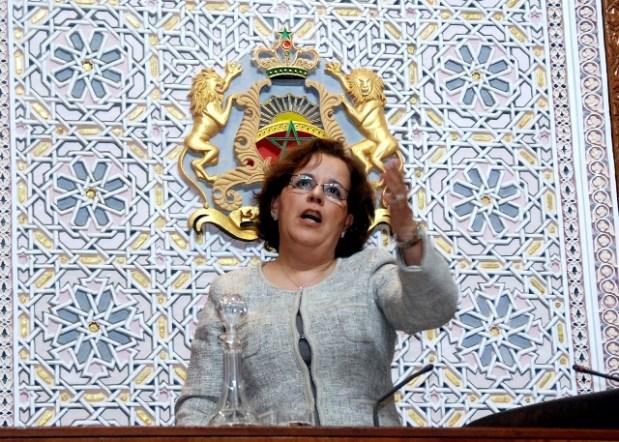 خديجة الرويسي: 3 مليون ونص ديال النساء كتّخلا عشّتهم