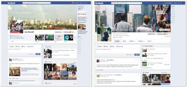 تايم لاين الجديد.. فايس بوك يحارب الملل