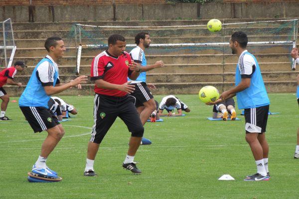 المغرب ضد زامبيا.. النهار الأول يبان العربون
