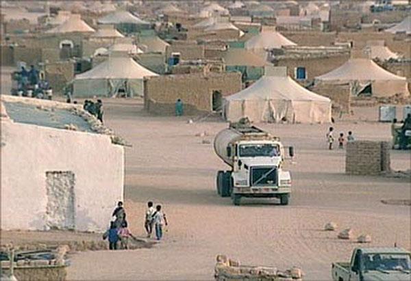 مجلة أمريكية: الفساد في مخيمات تندوف