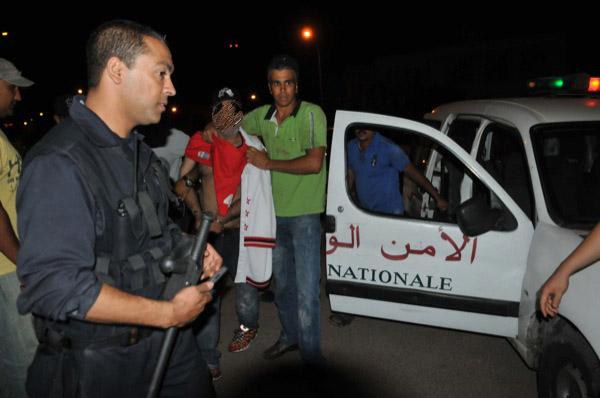 المحمدية.. إيقاف عصابة تسرق الشقق والسيارات