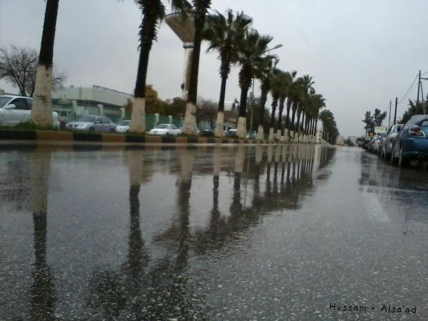 نشرة خاصة.. أمطار قوية وعواصف ورياح