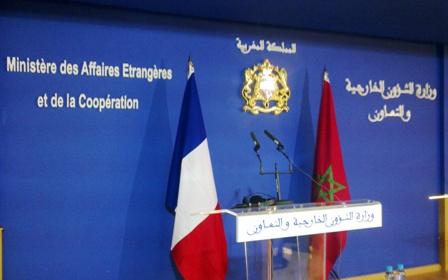 فرنسا: نأمل في عودة العلاقات مع المغرب إلى سابق عهدها
