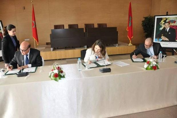 اتفاقية بين الوزارة ومكتب التكوين المهني.. برنامج تكوين لفائدة مديرية الأرصاد الجوية