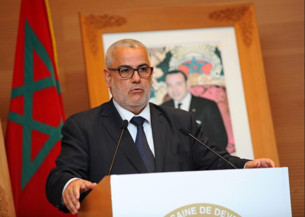"""بنكيران: الإضراب ليس حلا وسنعلن عن """"خبر سار"""" للمغاربة"""