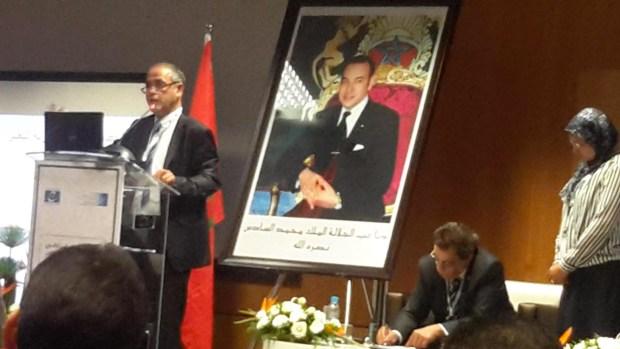 عبد الله البقالي: جزارون وباعة متجولون طلبوا بطاقة الصحافة!!