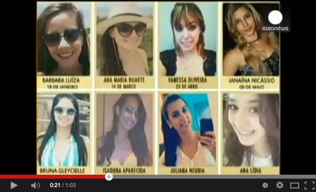 عمره 26 عاما وقتل 39 شخصا جلهم نساء.. اعتقال أحَد أشهر سفاحي العالم (فيديو)