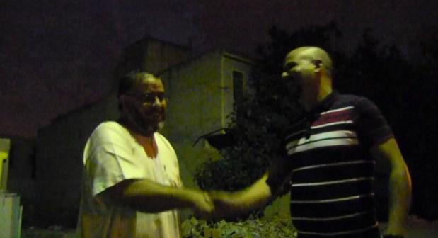 """الشيخ عبد الله النهاري بكل لطف: أعرف """"في قفص الاتهام"""" لكن أعتذر…"""