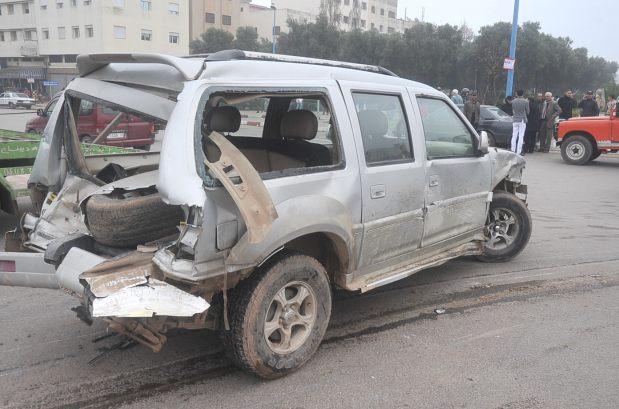 """كازا.. شاحنة """"قربلاتها"""" في شارع الطاح (صور)"""