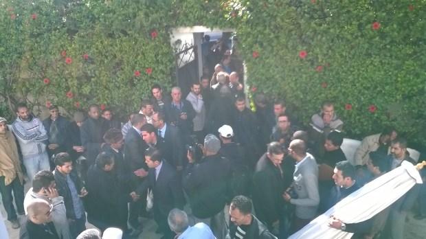وفاة عبد الله باها.. حزن في بيت عبد الإله بنكيران