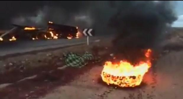 حادث طانطان.. ارتفاع الحصيلة إلى 33 قتيلا