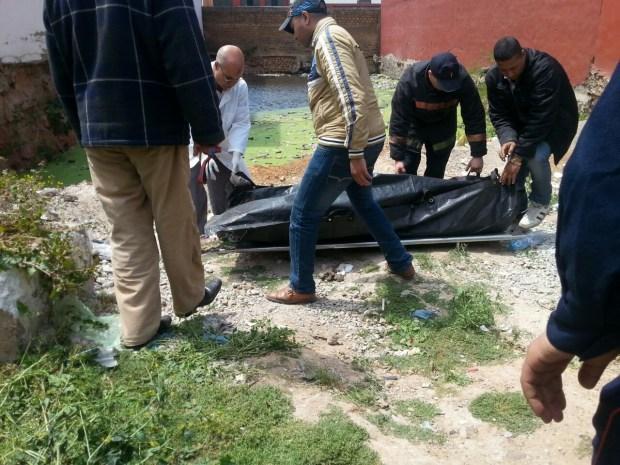 """كازا.. انتشال جثة شخص سقط في """"ضاية"""" (صور)"""