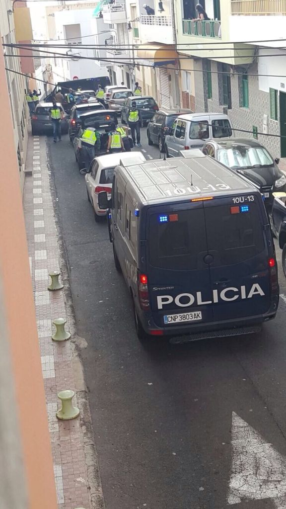 إسبانيا.. اعتقال مغربيين يجندان الدواعش (صور)