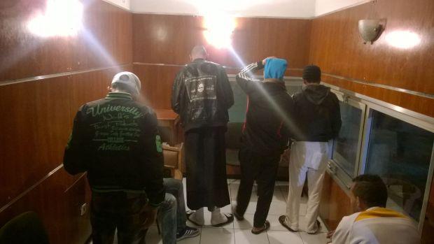 اعتقالات ليلة رأس السنة.. الإخوان نيكو في قبضة شرطة كازا (صور)