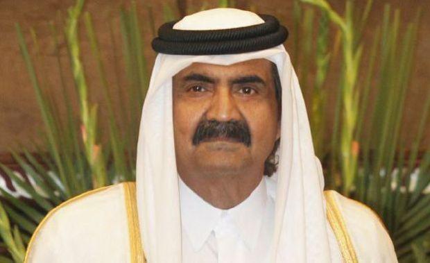 خلال عطلته في المغرب.. أمير قطر السابق أُصيب بكسر في رجله