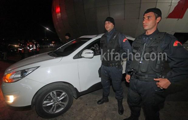 ليلة رأس السنة فكازا.. رجال الخيام حاضيين مع الإرهاب (صور)