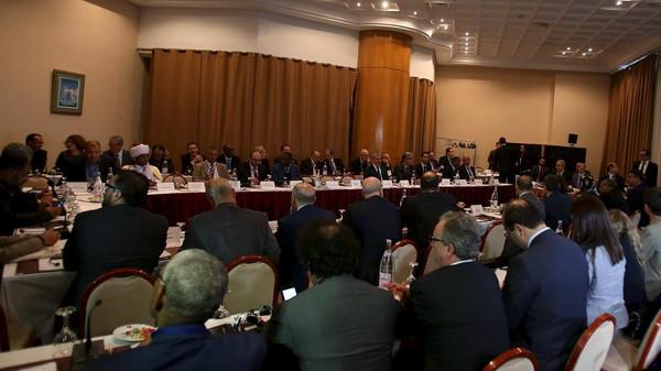 تضم 32 وزارة.. تشكيل حكومة الوفاق الوطني الليبية