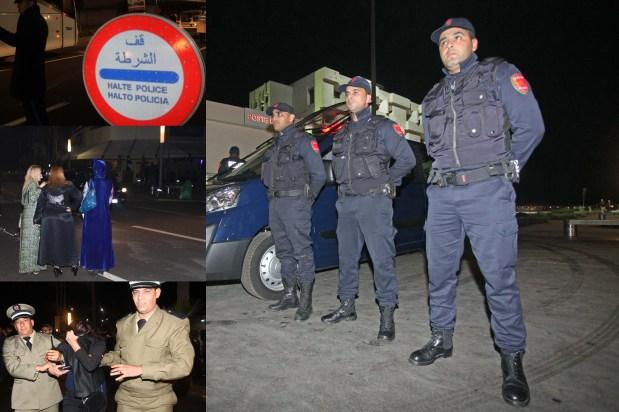دعارة/ خمر/ دم/ عربدة/ أمن.. ليلة رأس السنة في كازا (صور)