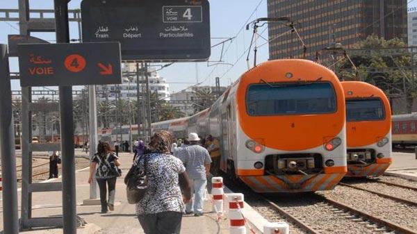 بسبب خط سطات/ الدار البيضاء الميناء.. تغيير في مواعيد القطارات (وثيقة)