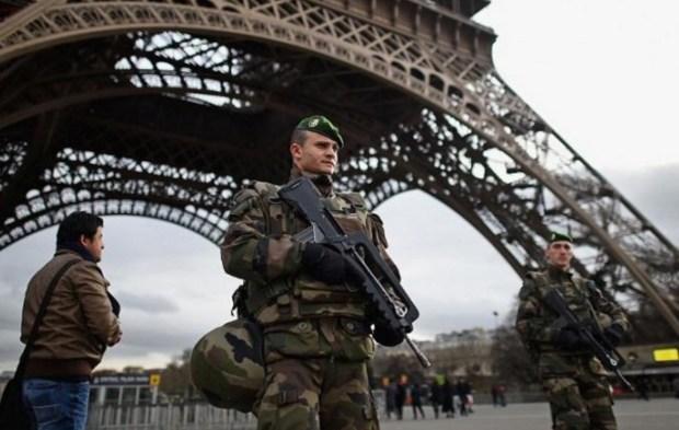 كان يخطط لتنفيذ 15 هجوما إرهابيا في بلاده.. أوكرانيا تعتقل فرنسيا