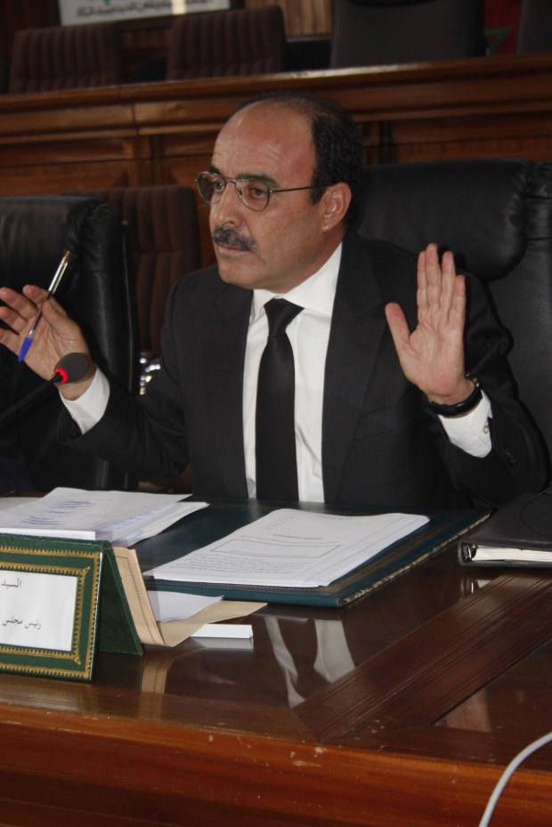 رسميا.. البام يعلن استقالة العماري من قيادة الحزب