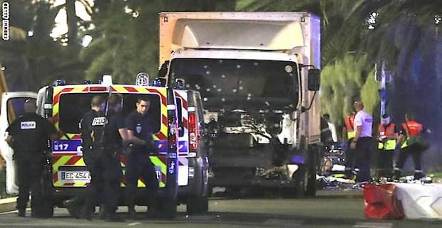 اعتداء نيس/ فرنسا.. تأكيد مقتل أربعة مغاربة