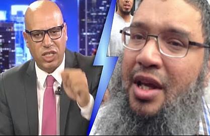 القباج ردا على التيجيني: حشومة أن تتعاطف مع اليهود!!