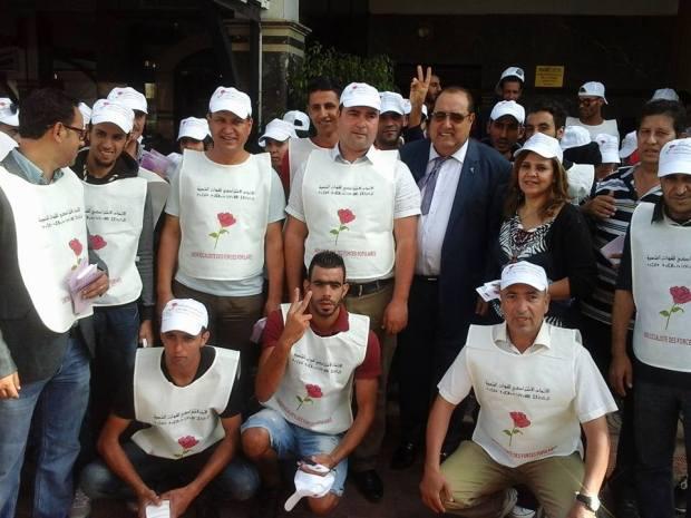 لشكر عن البيجيدي: أوضاعنا معهم قد تكون أسوأ من أوضاع الشام!! (فيديو)
