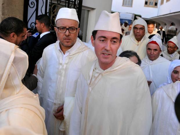 عمر بلافريج ومصطفى الشناوي.. دخول برلماني بدون طربوش أحمر!! (صور)