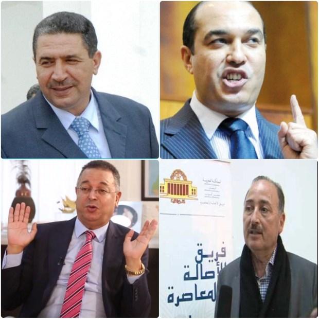 اشرورو/ حداد/ ولد زروال/ أوزين.. برلمانيون رغم الجدل