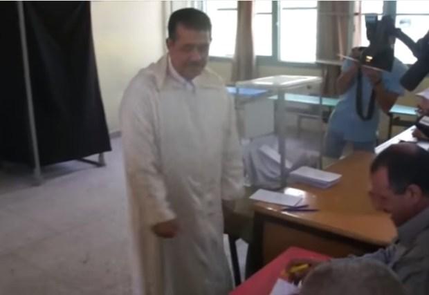 حميد شباط: ما توفر من شروط داخل مراكز التصويت يبعث على الإطمئنان