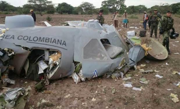 كانت تقل 81 راكبا وفريق كرة قدم.. تحطم طائرة في البرازيل