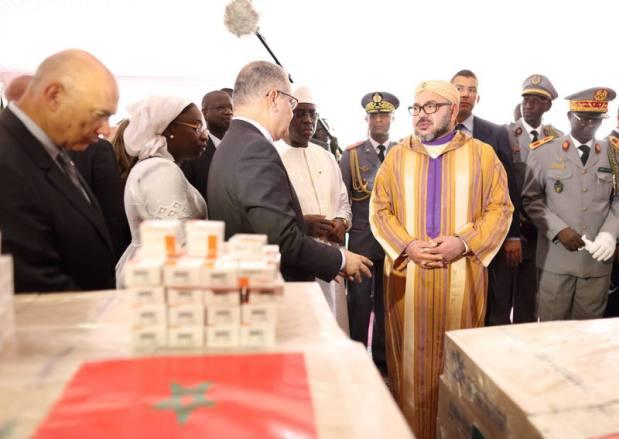 بعد زيارة رسمية.. الملك يغادر السنغال