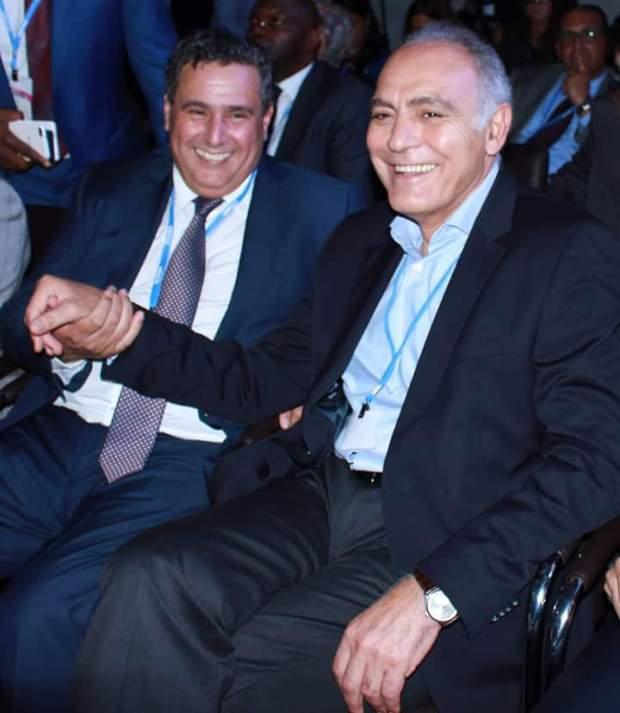 مراكش.. الرئيس السابق والرئيس الجديد
