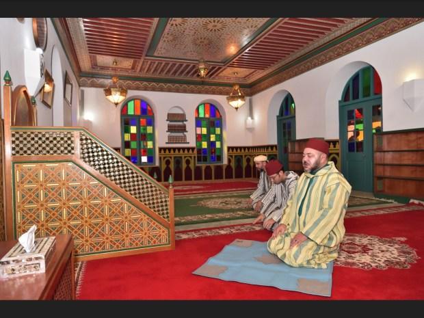 مدغشقر.. إطلاق اسم محمد الخامس على مسجد