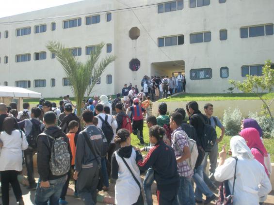 حكر على تلاميذ وتلميذات.. اعتقال مجرم خطير في طنجة